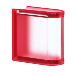 Luxfera 14,6x14,6 cm, červená MGSLECHE