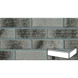 Roh fasádní šedá žíhaná 7,1x24x11,5 cm RMANUSKYC