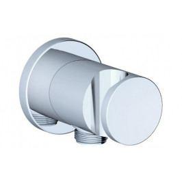 RAVAK Stěnový vývod s držákem sprchy X07P206