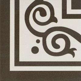 Roh Berkeley Charcoal 22,5x22,5 TBERKELEYCH