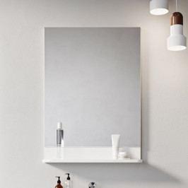 RAVAK Zrcadlo BeHappy II 530 bílá X000001099