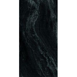 Gemme black mirror ret 30x60 cm