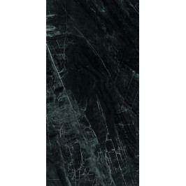 Gemme black mirr.lux/ret 50x100 cm