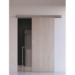 Posuvný systém na stěnu,dveře60 , hliník
