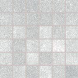 mozaika RAKO REBEL šedá mozaika 5x5 DDM06741.1