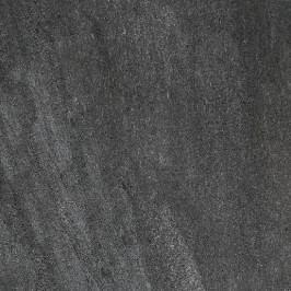 dlažba RAKO QUARZIT černá 60x60 lešť. DAL63739.1