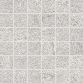 mozaika RAKO QUARZIT šedá mozaika 5x5 DDM06737.1