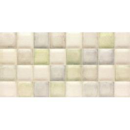 dekor RAKO RETRO mozaika dekor zelená 20x40 WARMB525.1