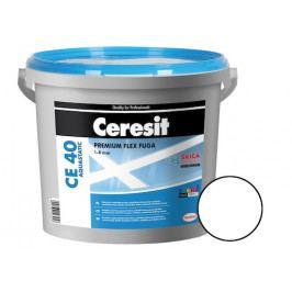 Spárovací hmota Ceresit CE40 5 kg marble white (CG2WA) CE405102