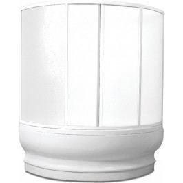 Van.zástěna VZISLAND 2/120P bílá pearl
