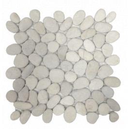 Mosavit Trip piedra extrablanca 30x30