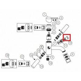 OPTIMA - krytka přepínače SO022