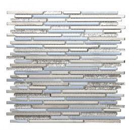 Mozaika Platin mix 30x30 cm, MOSMIXPLATIN
