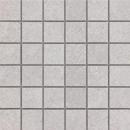 Mozaika Sintesi Project silver 30x30 cm, mat
