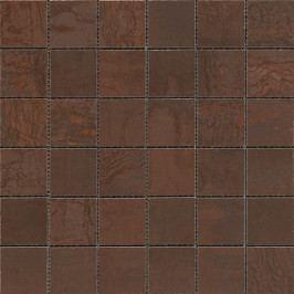 Met arch copper mosaico 30x30 cm