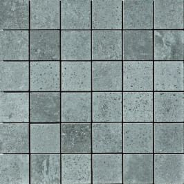 Metallo titanio mosaico 30x30 cm