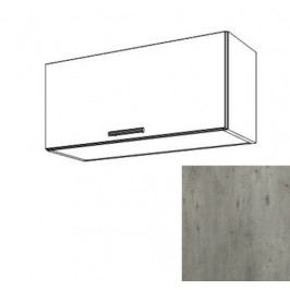 Horní skříňka 80х36 beton, WK8036BE
