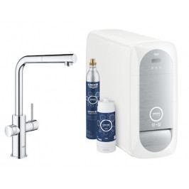 Grohe Blue Home s filtrační funkcíchladicím zařízením 31539000