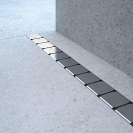 Odtokový žlab ke stěně RAVAK 10° OZW RAVAK 10° 1050 - nerez X01635